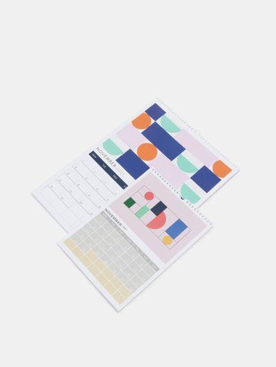 custom art calendar