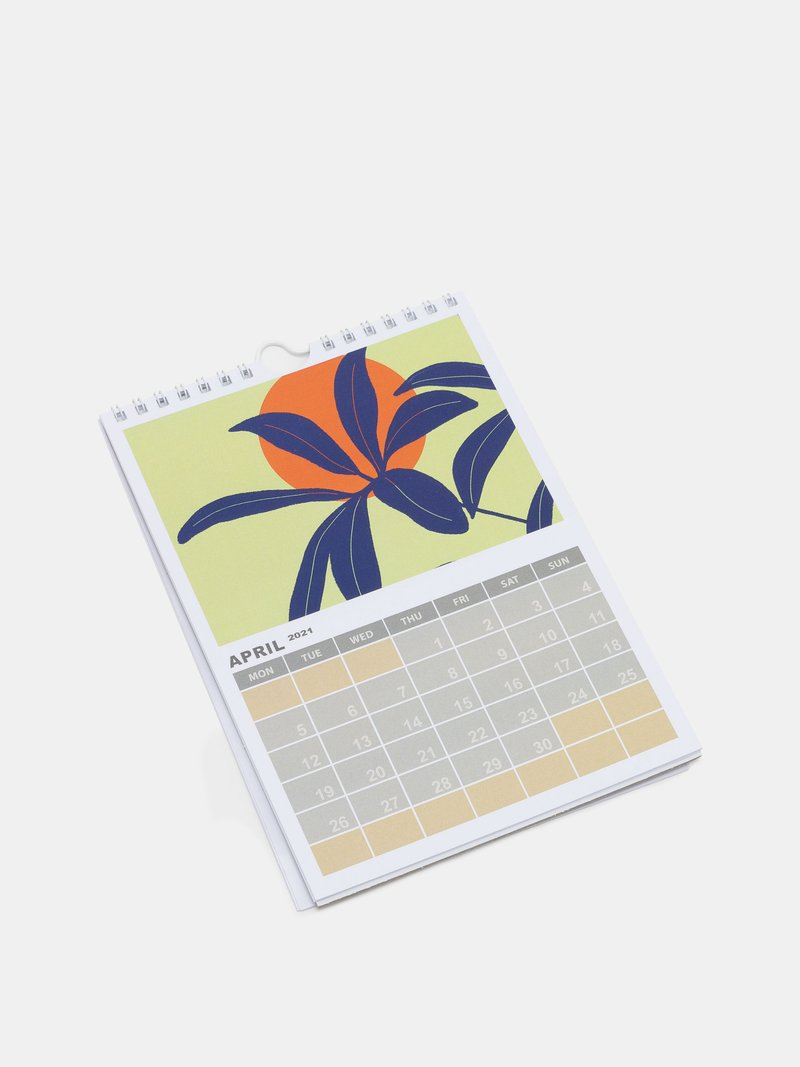 create your own calendar UK
