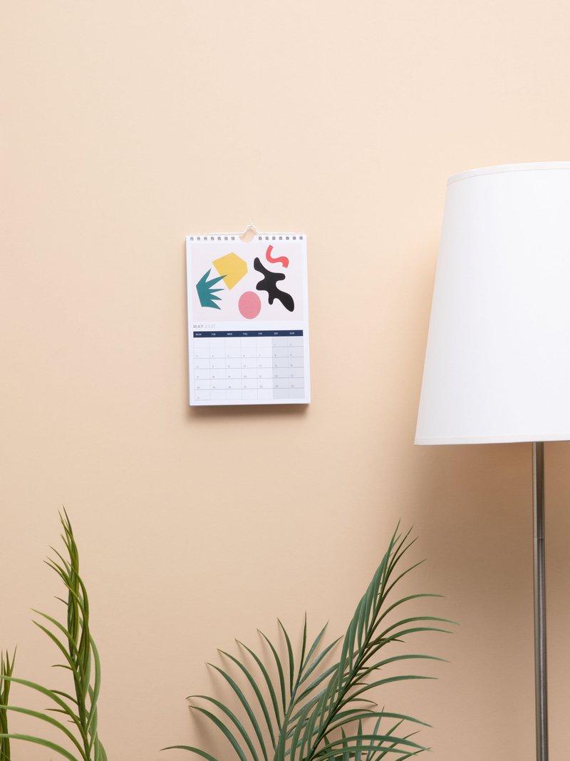 custom printed Calendar 2021