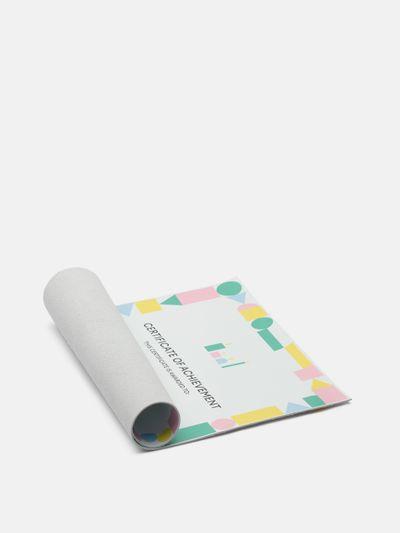 巻物 印刷 レザー