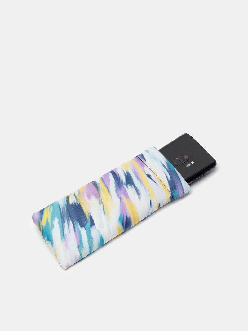 custom phone pouch uk
