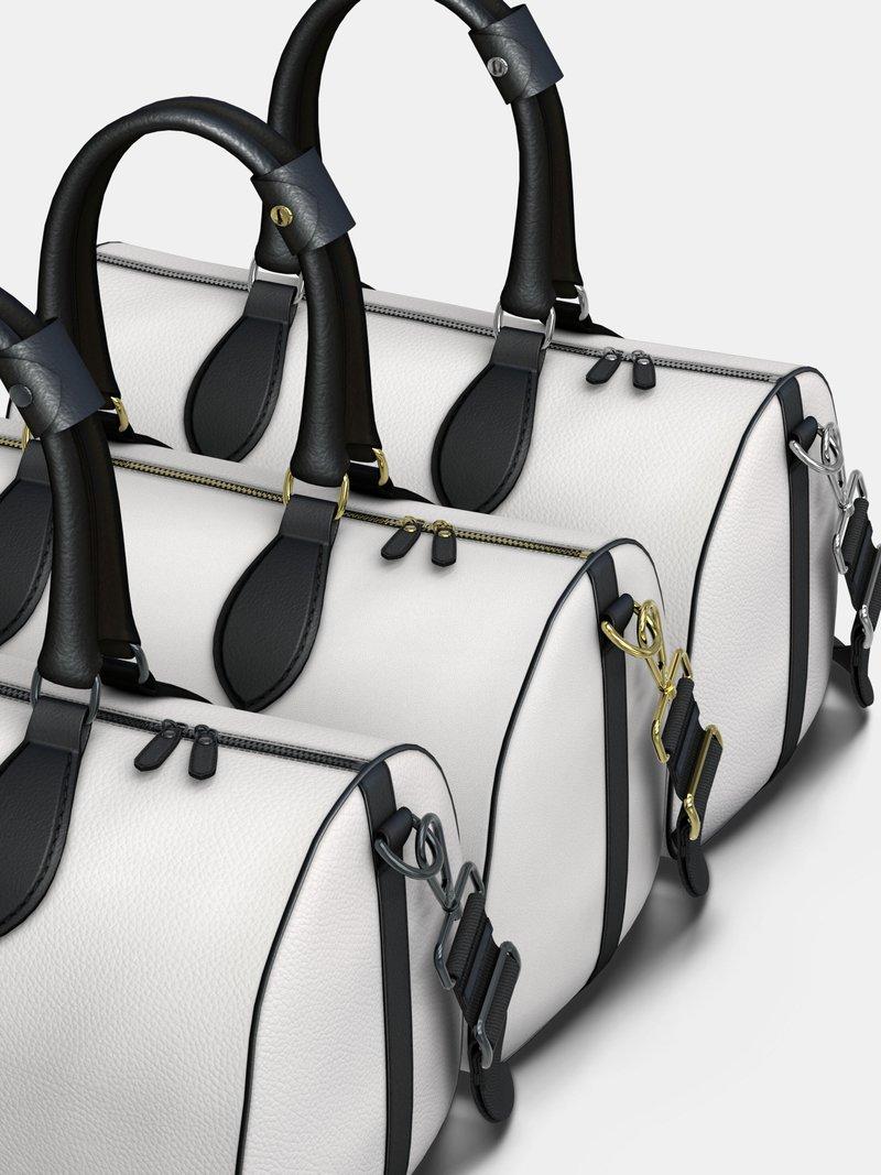 オリジナルのダッフルバッグ デザイン