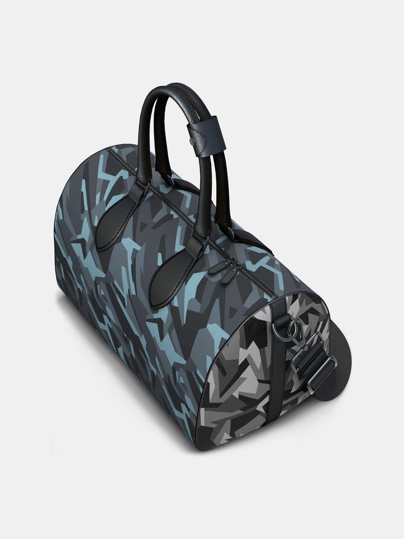 personalised duffle bag