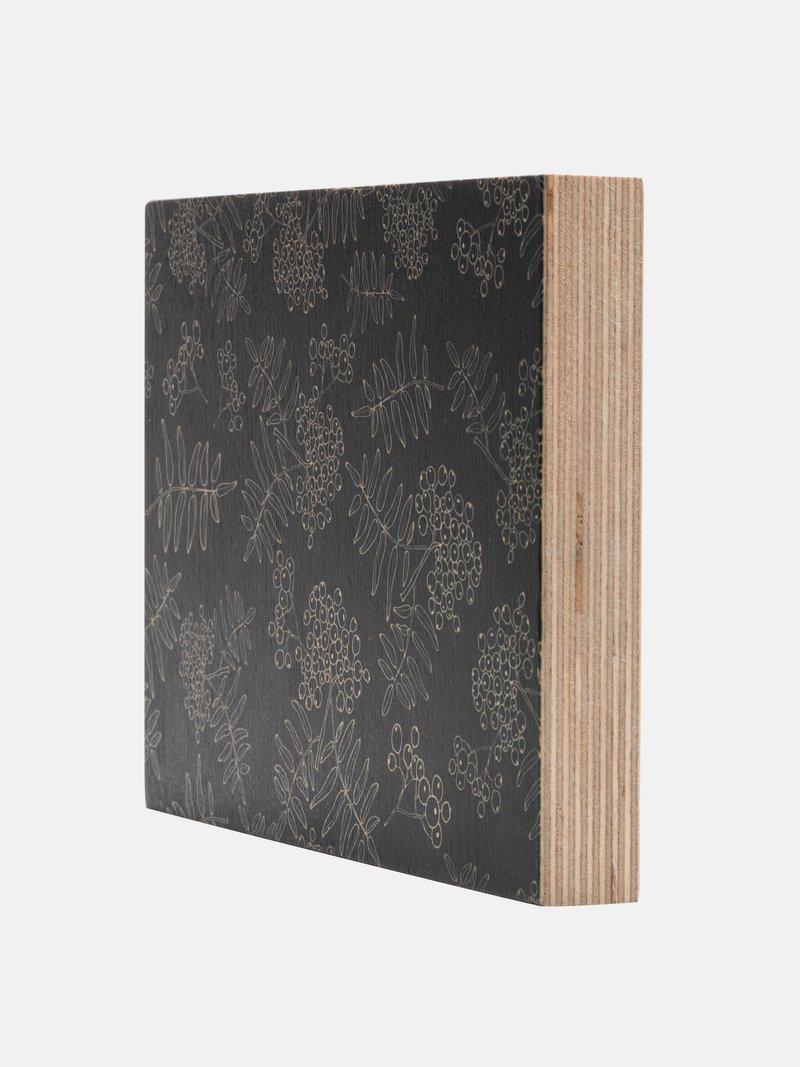 Printing on Wooden Blocks CA