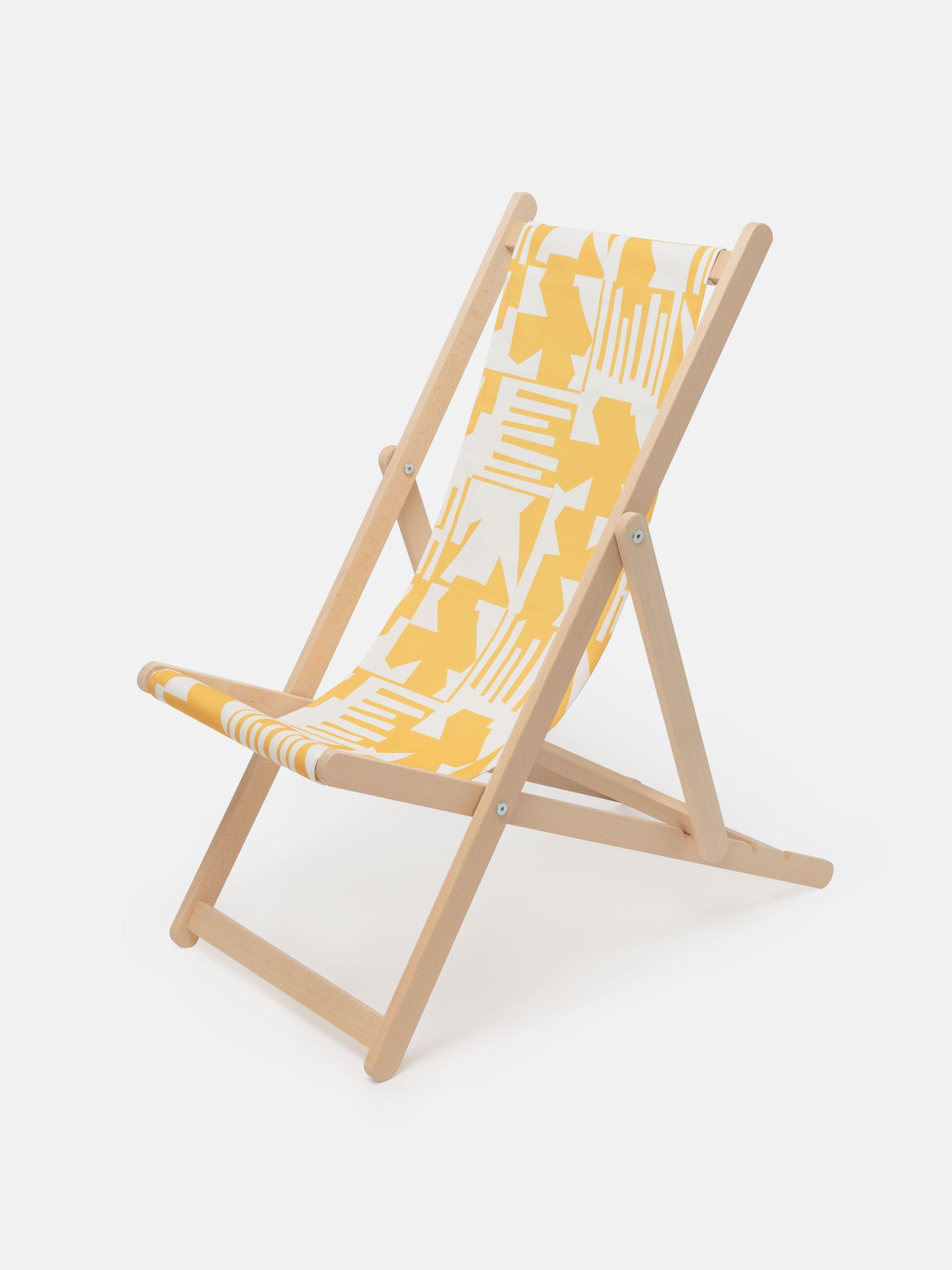 customised deckchair sling