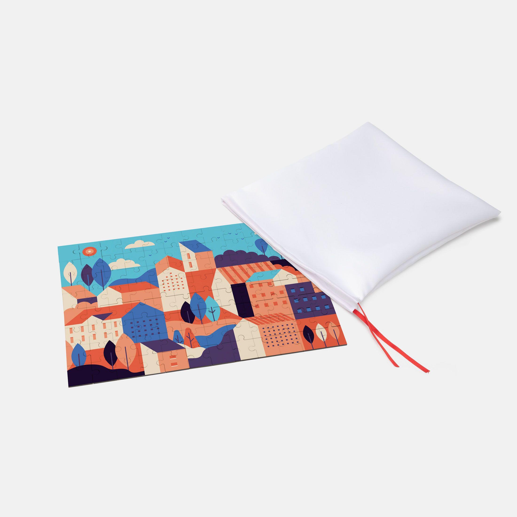 pochette cadeau puzzle 500 pièces