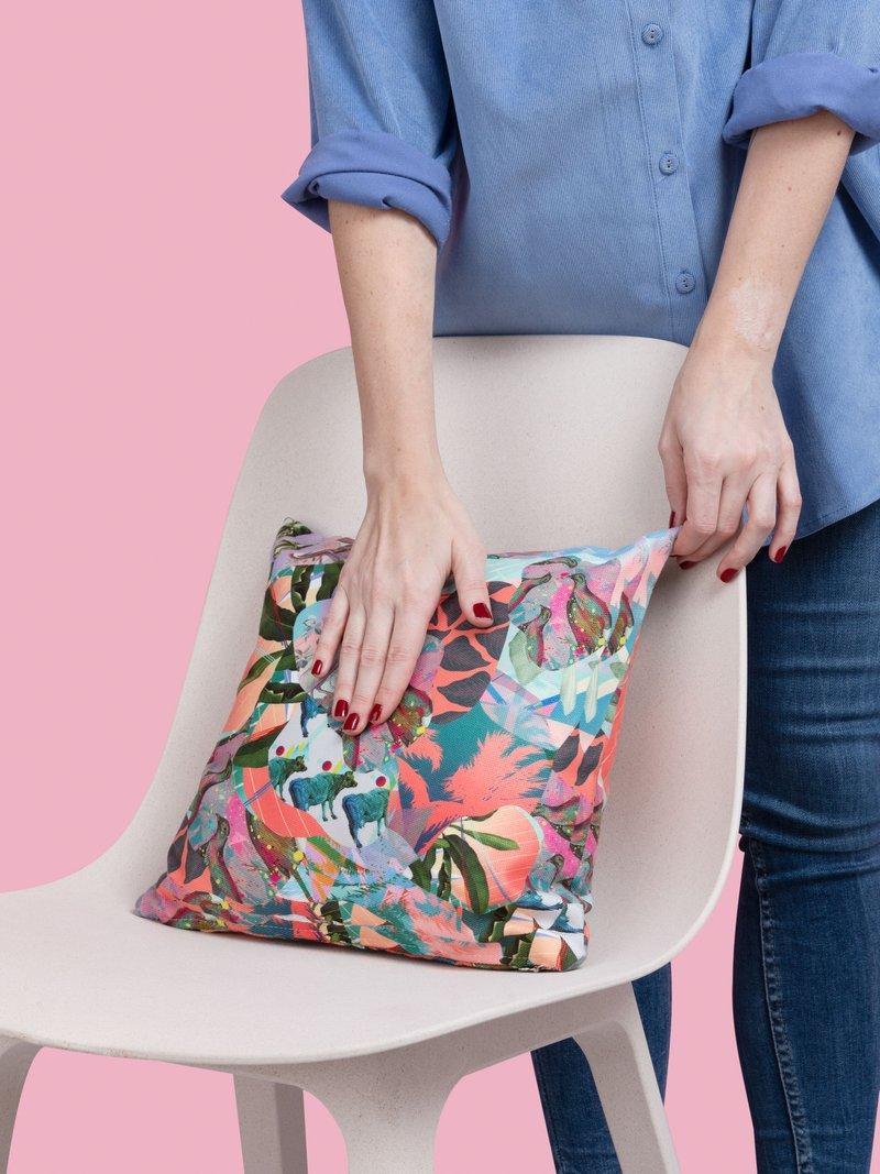 Set cuscini decorativi personalizzati