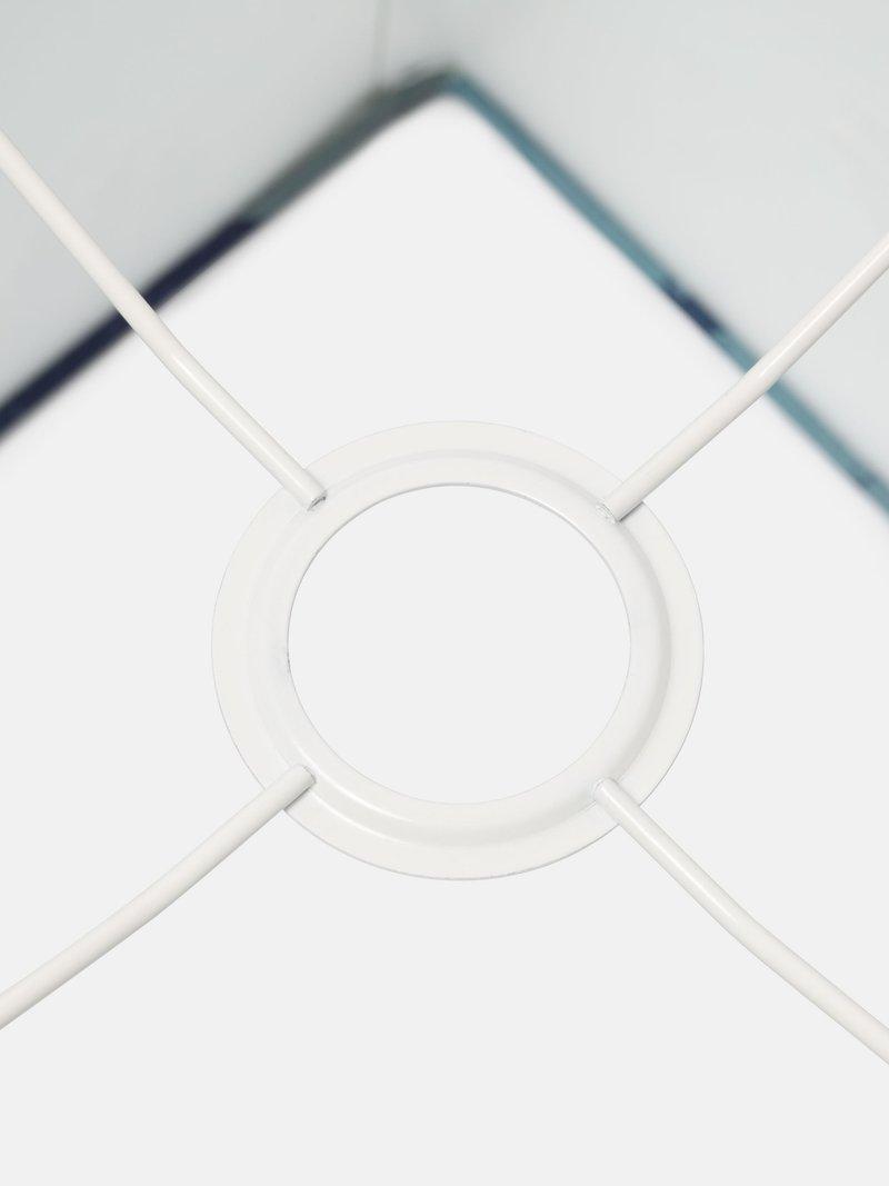 vierkante lampenkap bedrukken