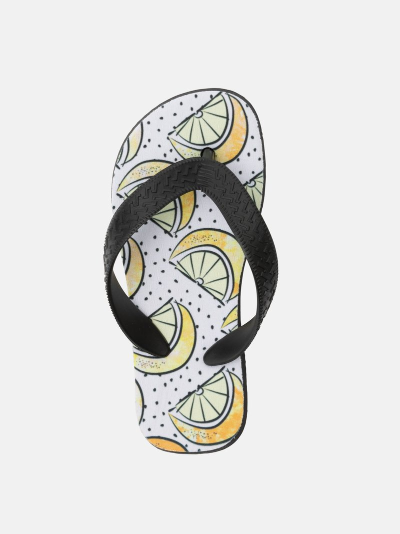 Custom Printed Kids Flip Flops