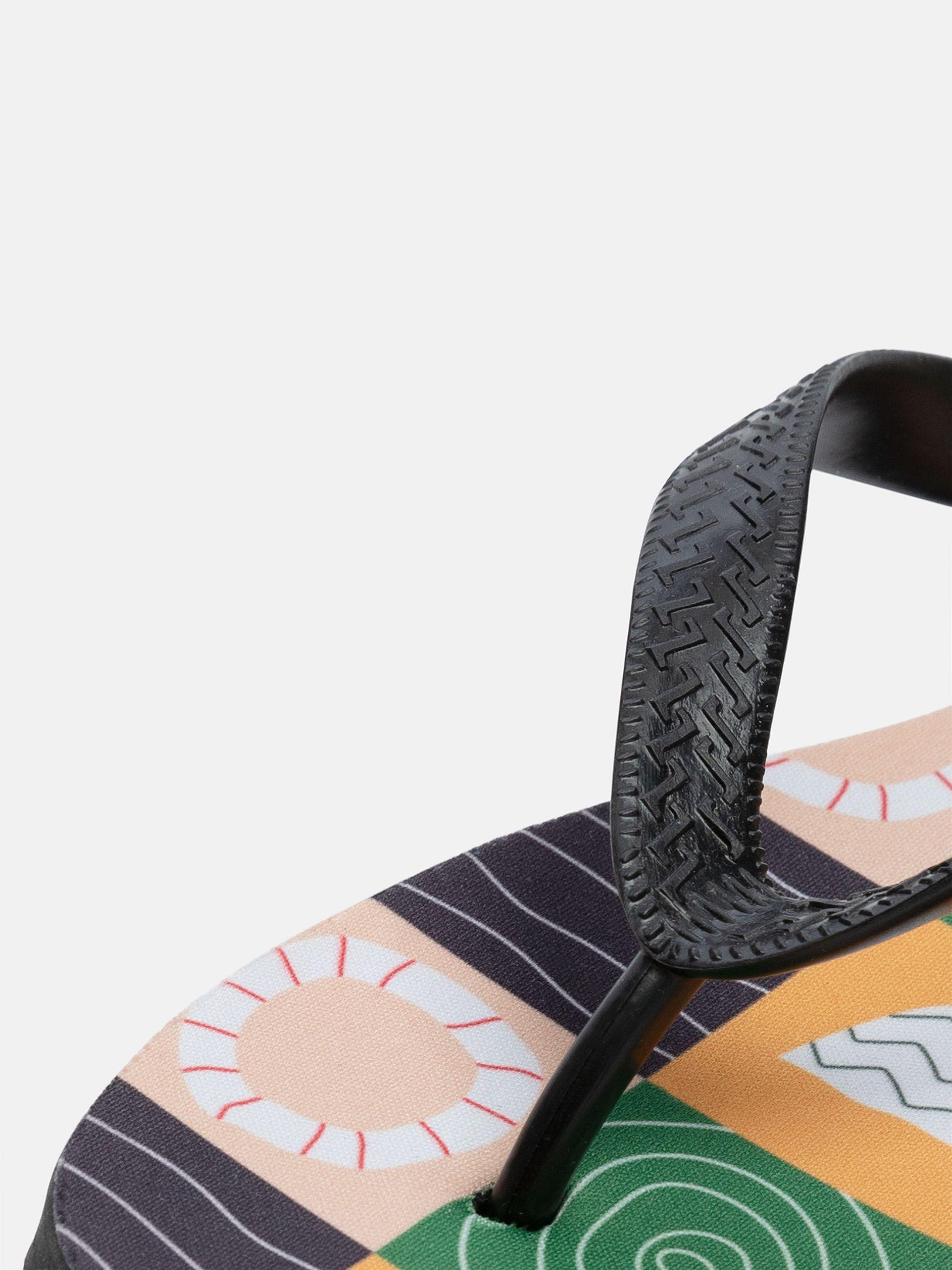 Printed Flip Flops For Kids