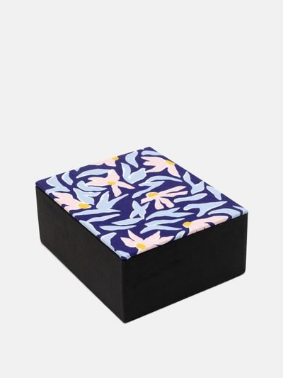 ジュエリーボックス デザイン印刷