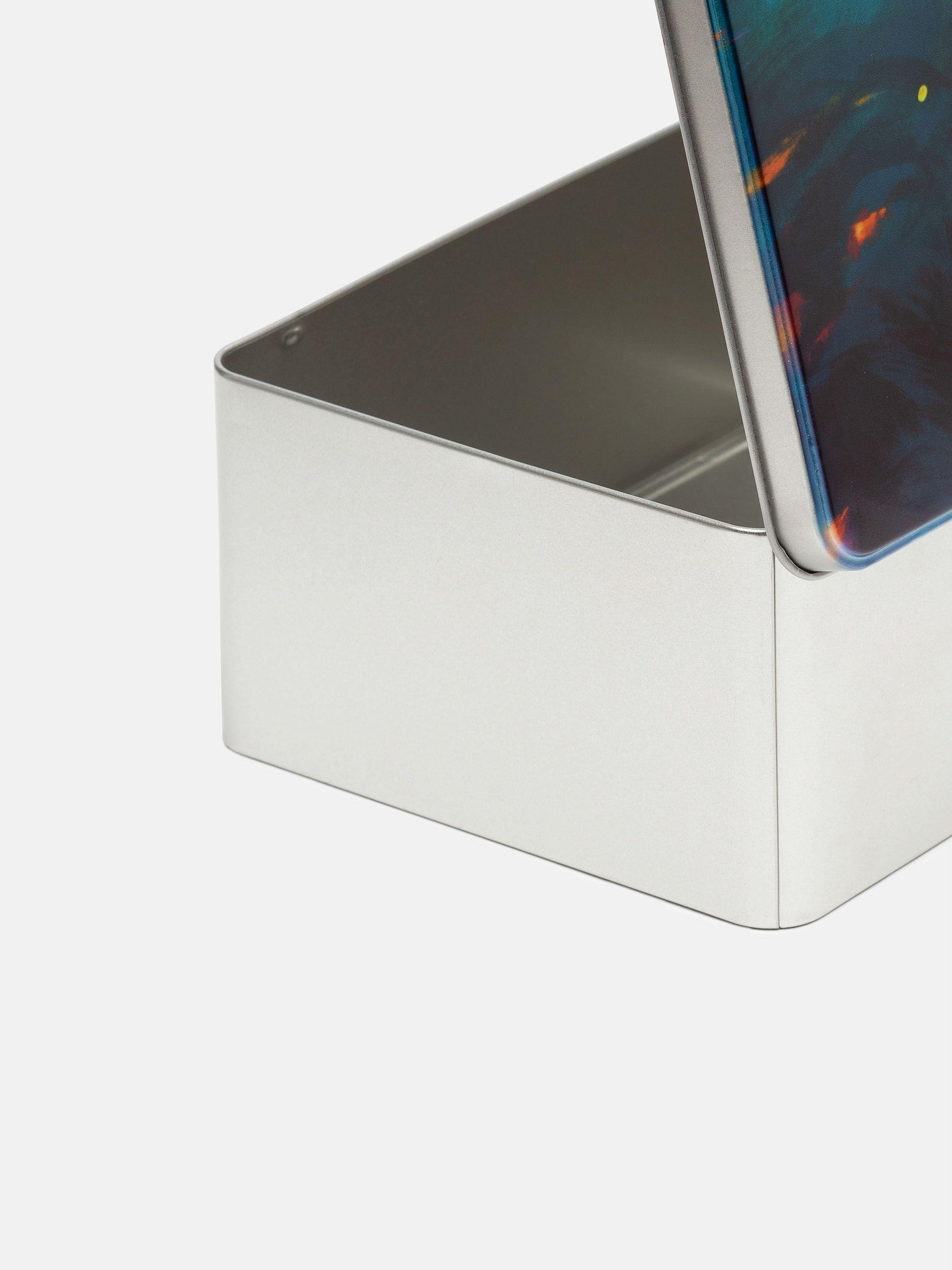Metal Tins for Sewing Kits