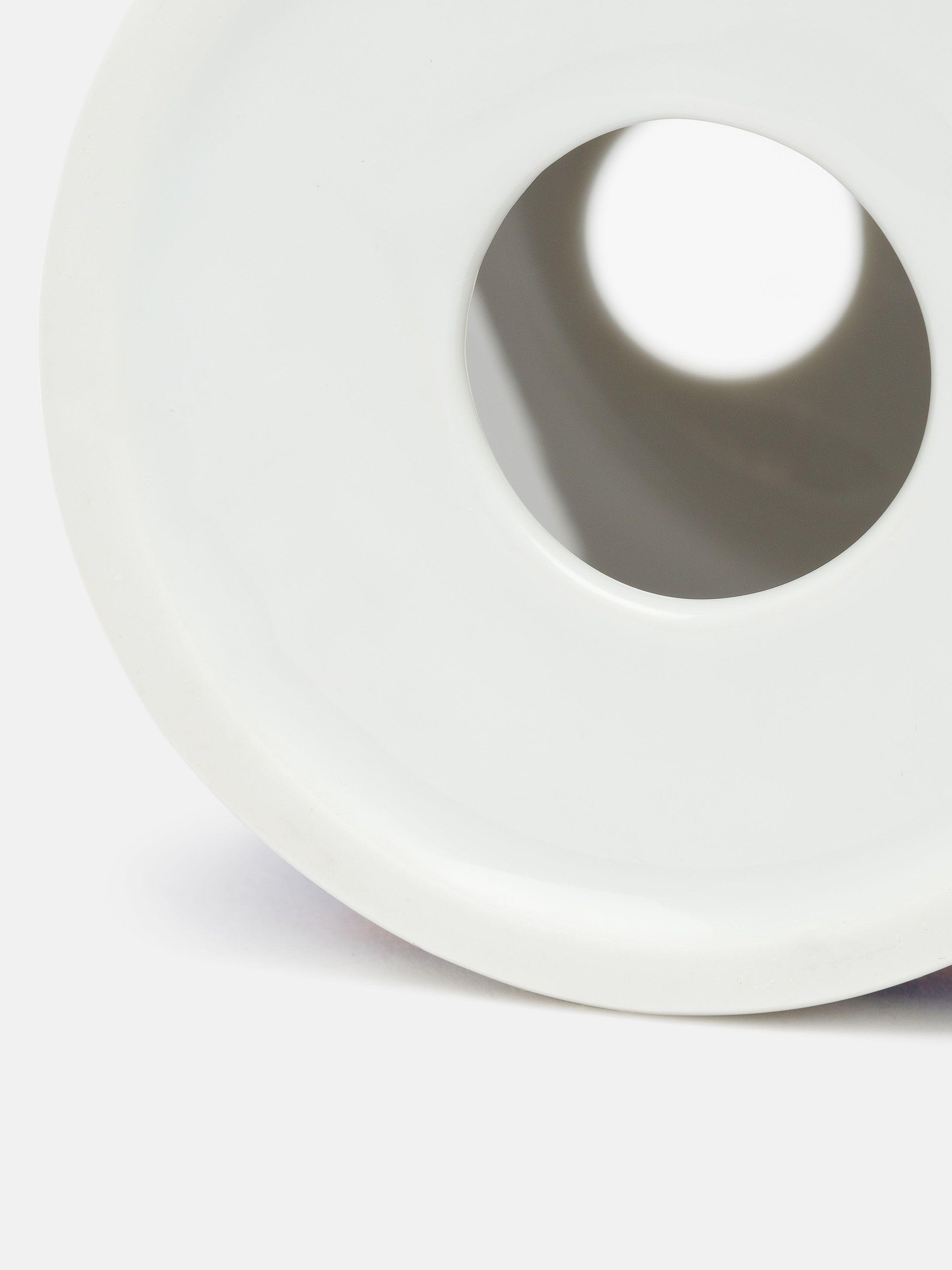nahaufnahme rand zahnbürstenhalter