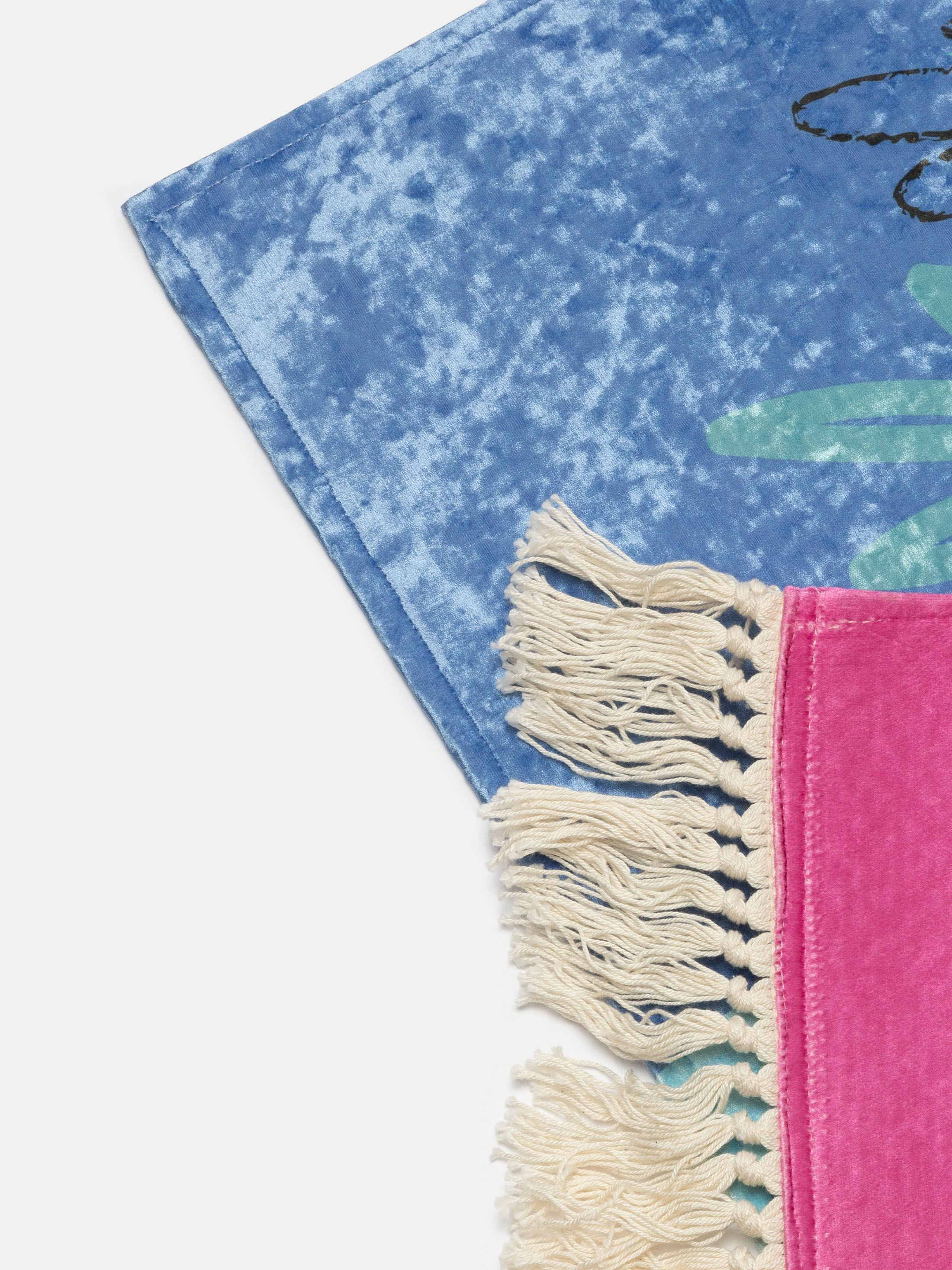 opzione di tessuto del tappeto stampato