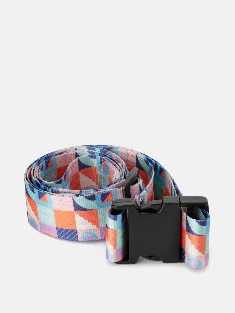 fibbia regolabile della cintura personalizzata per valigia