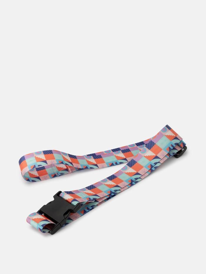 suitcase straps