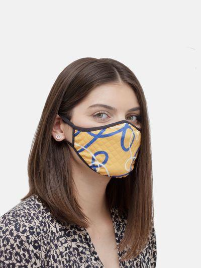 Mascherine personalizzate in tessuto