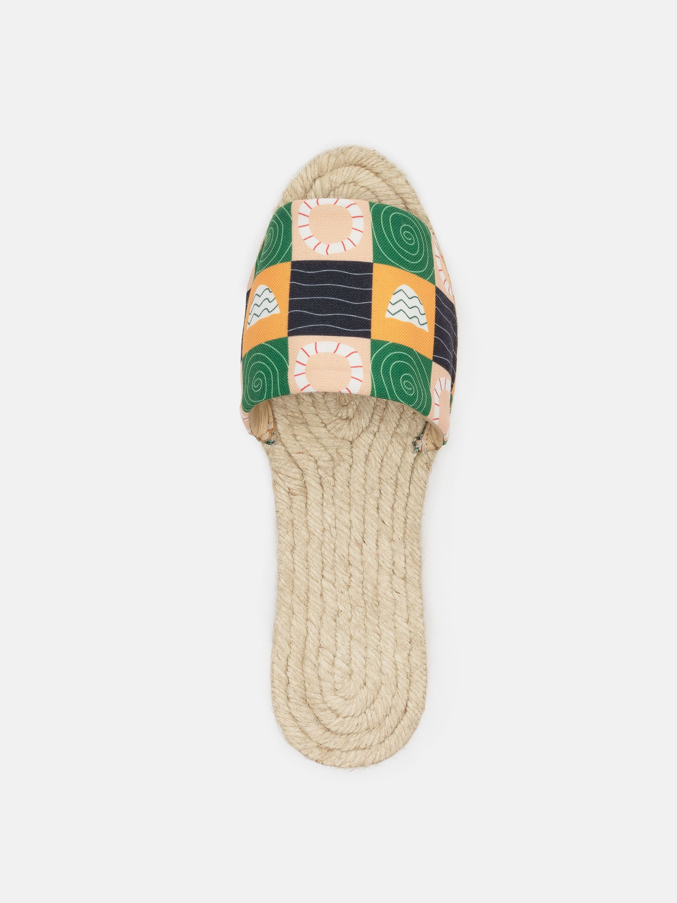 Gör dina egna espadrillo sandaler