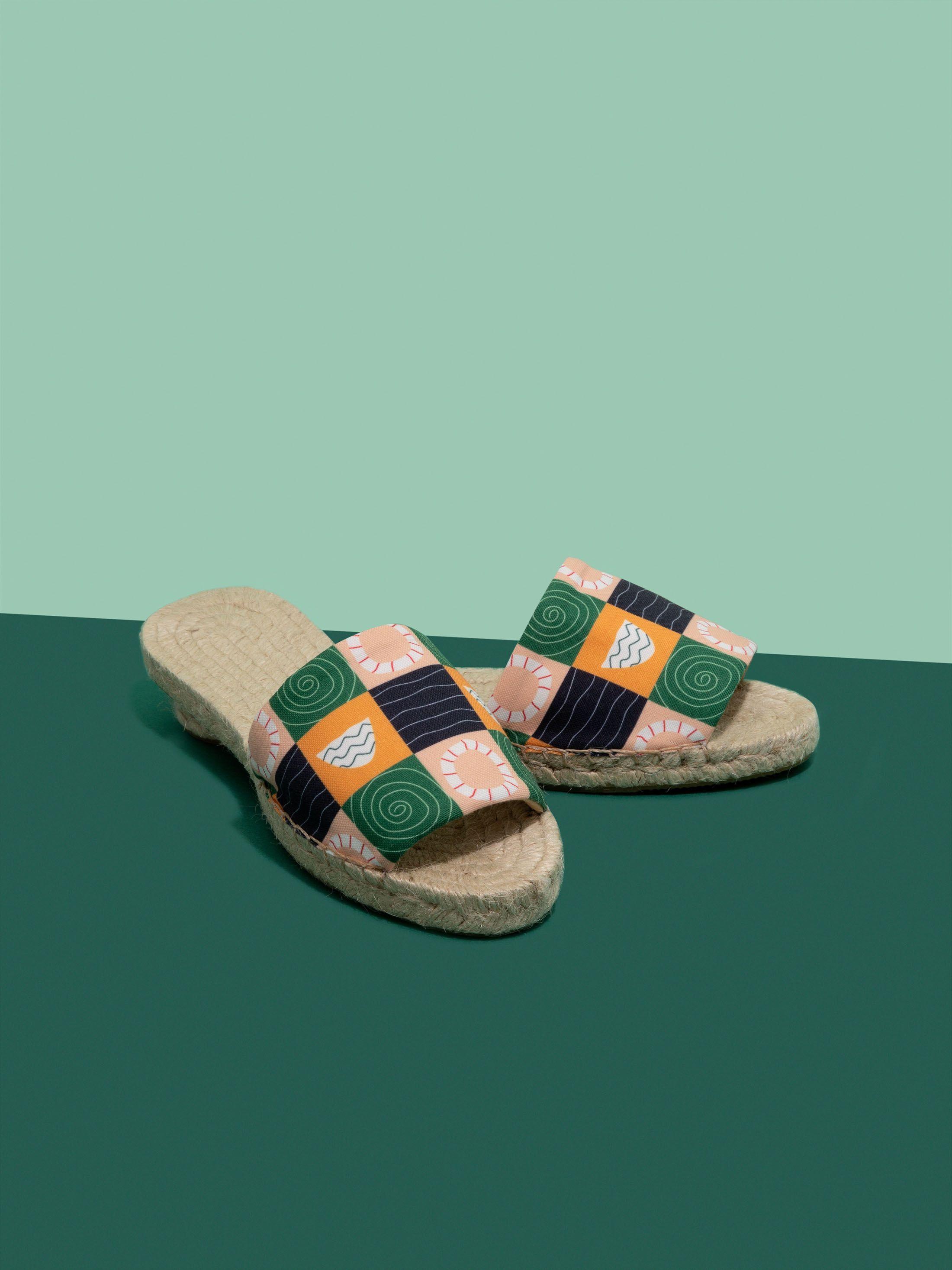 Designa espadrillos sandaler online