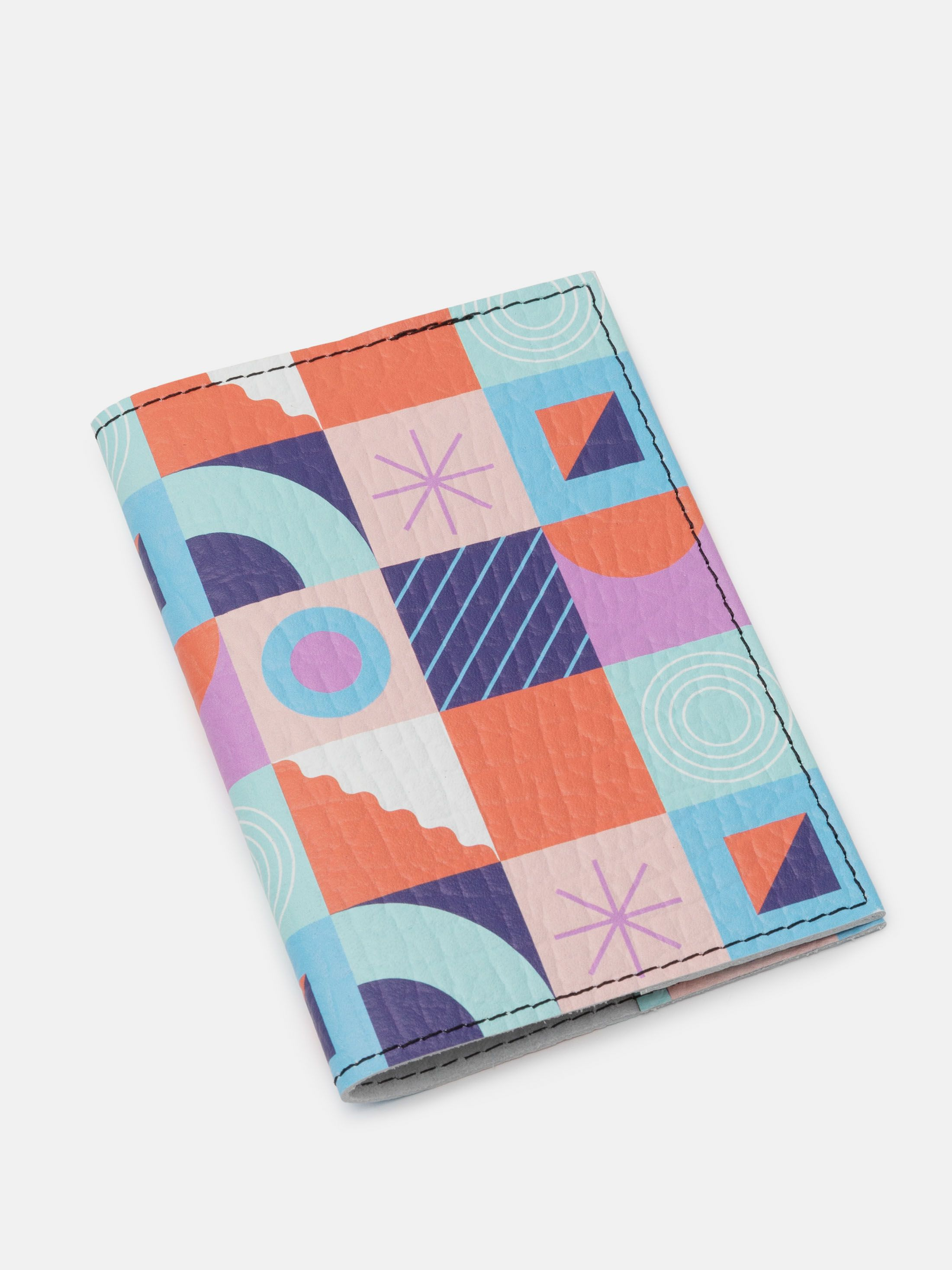 customised passport holder design