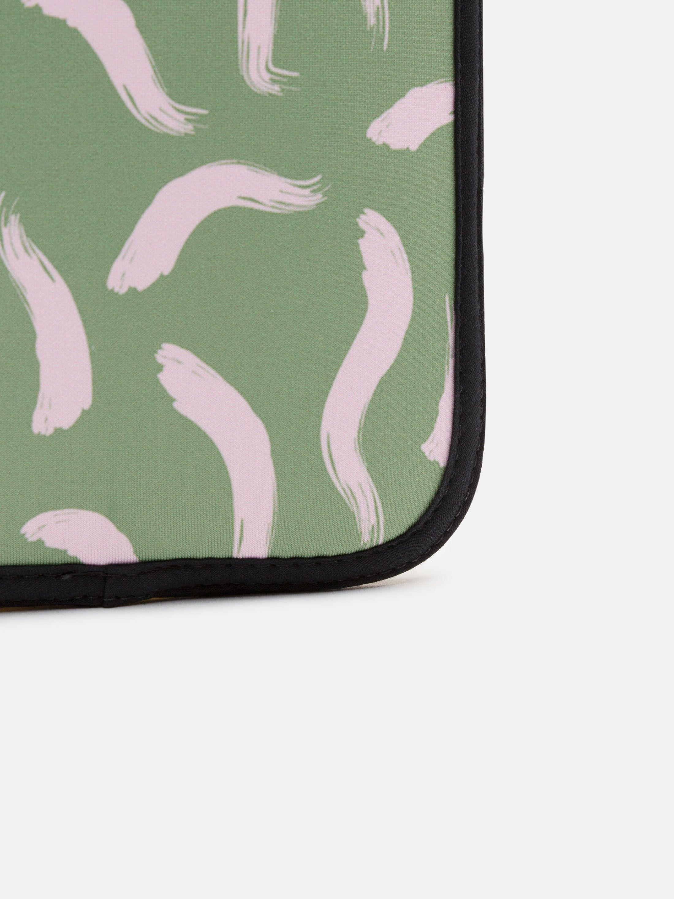 iPadミニ用カバーにデザイン印刷