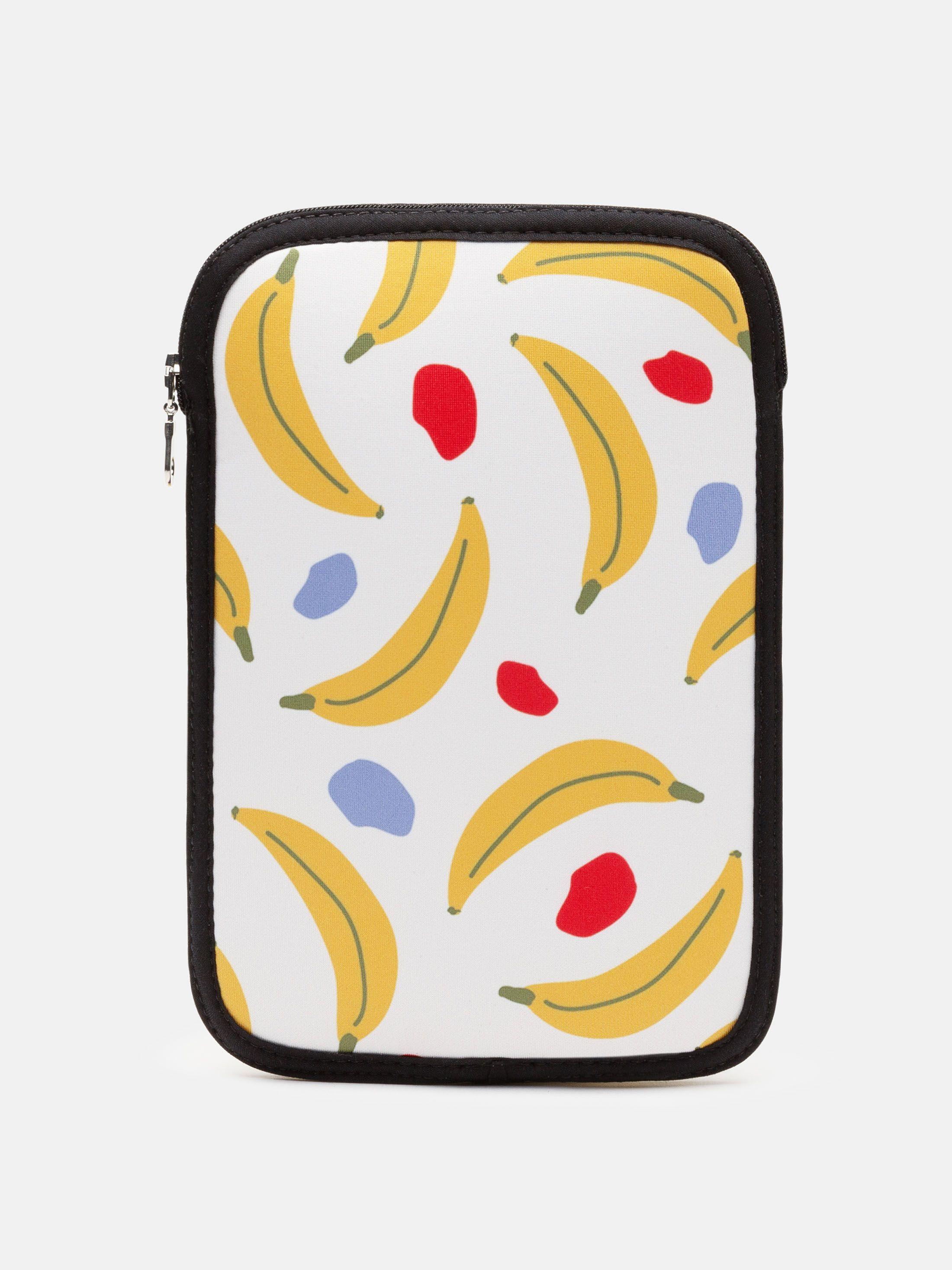 Custom ipad mini case zip detail