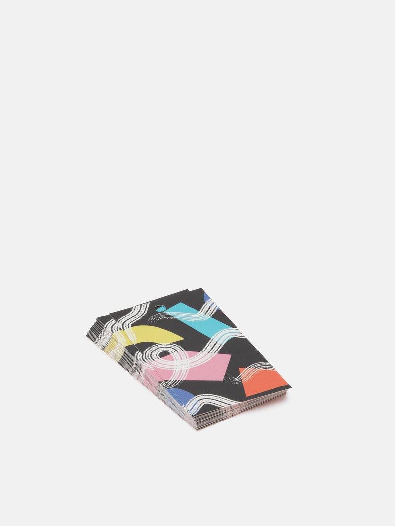 Dein Logo auf Hängeetiketten drucken