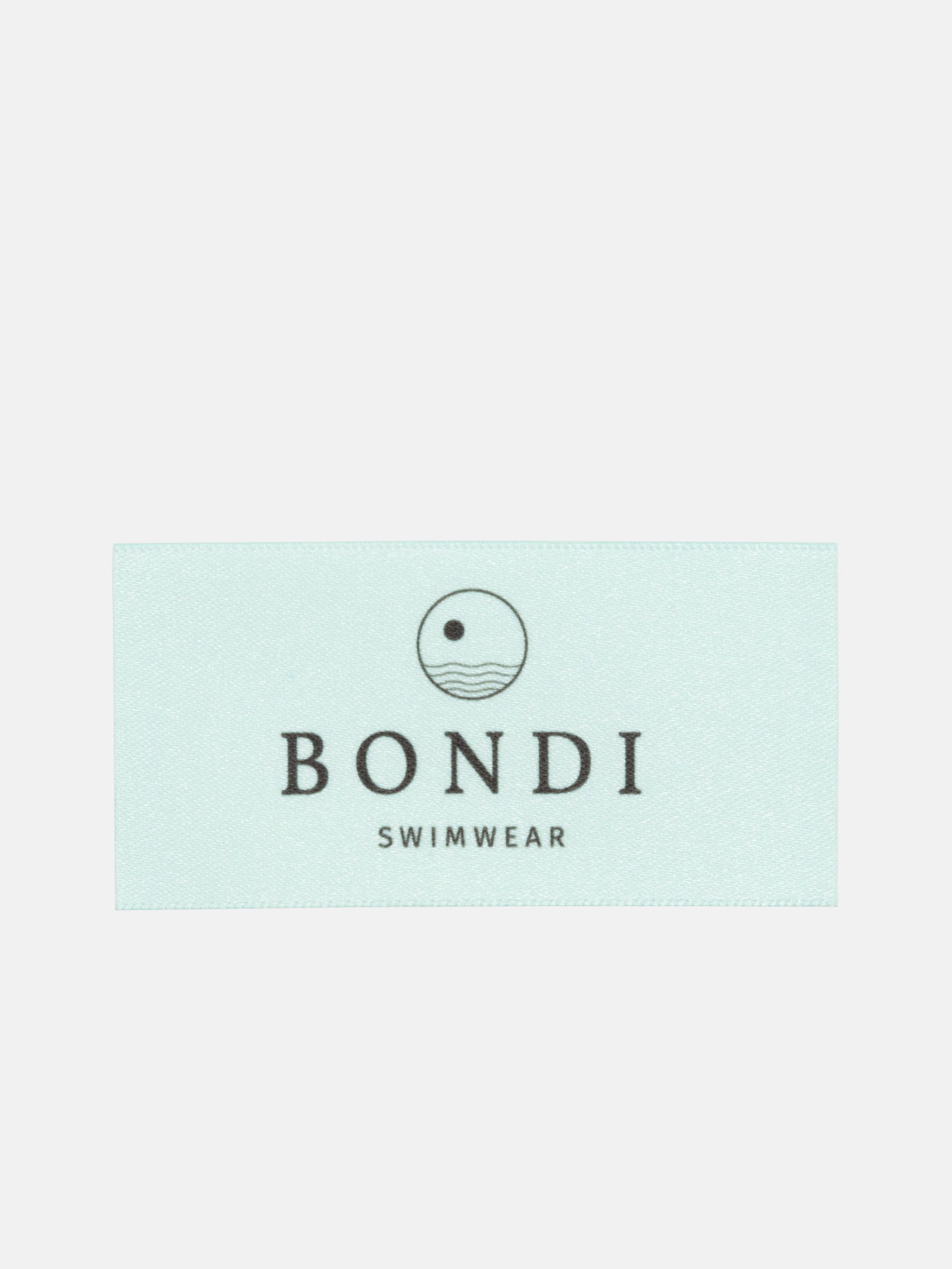 Custom Clothing Labels printed