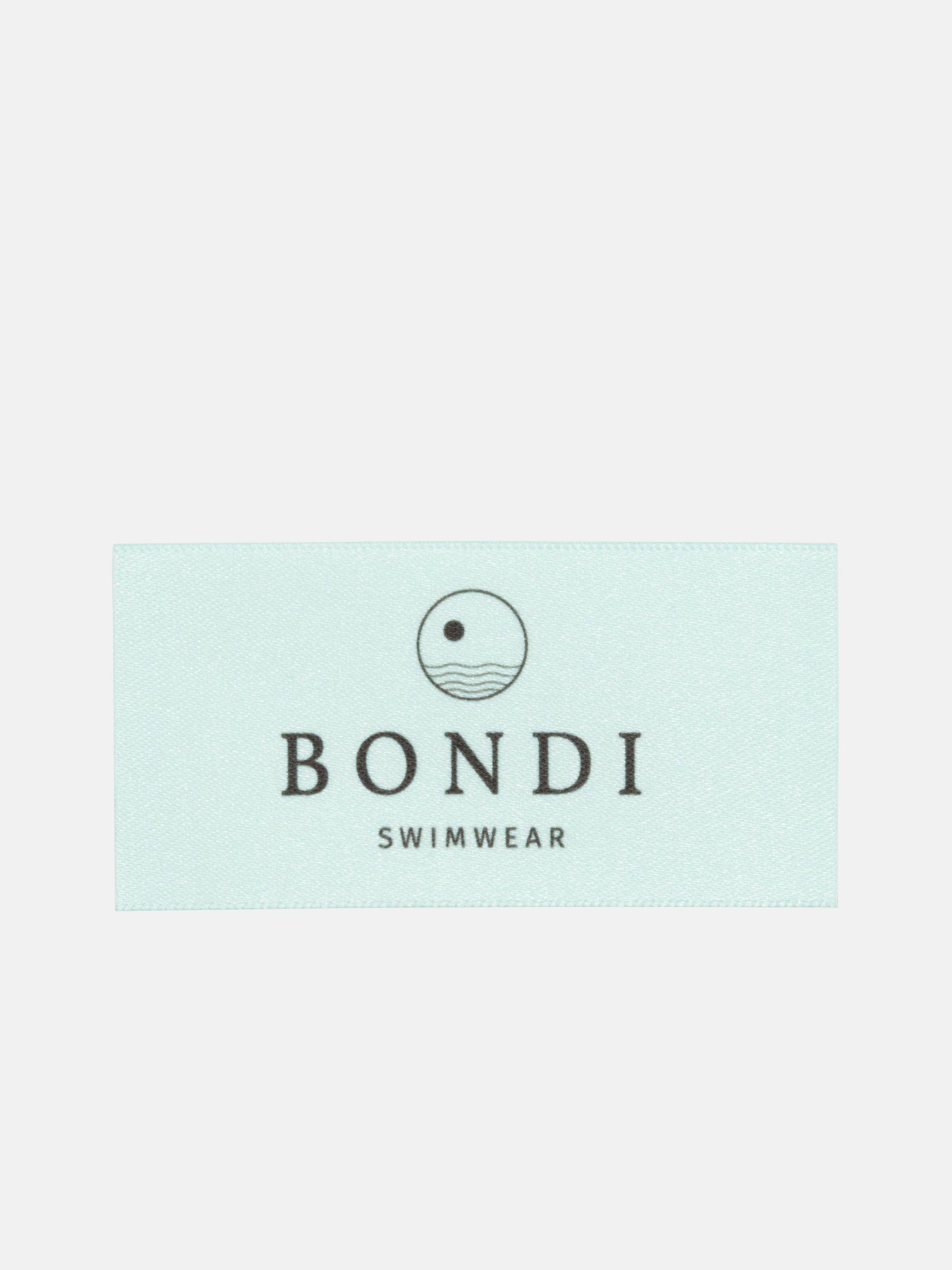 Stoffetiketten mit Logo gestalten