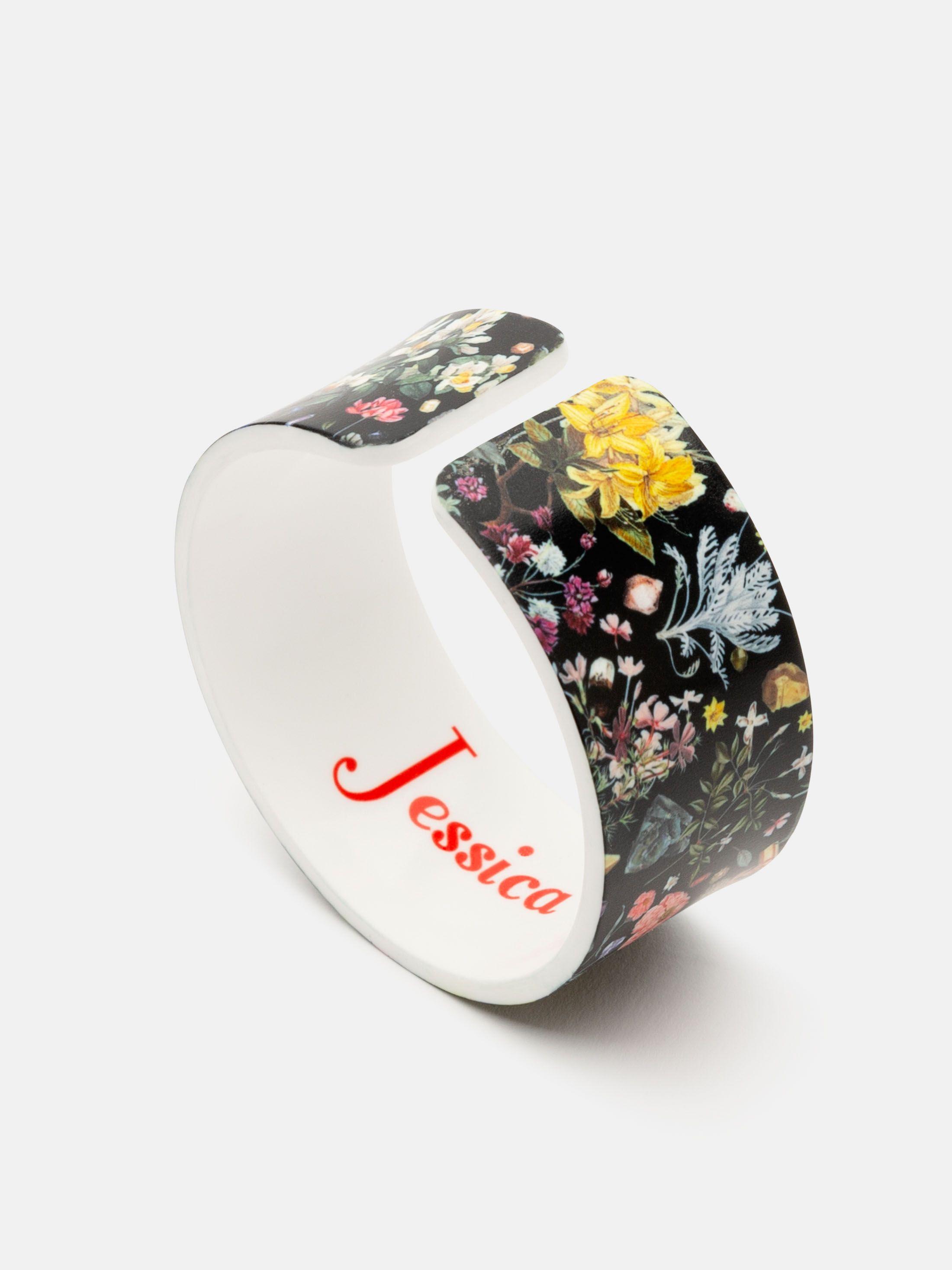 Impression sur bracelet en plastique léger