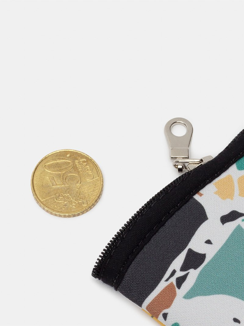 Impression sur pochette zippée