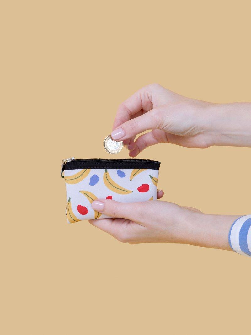 Pochette zippée imprimée avec votre design