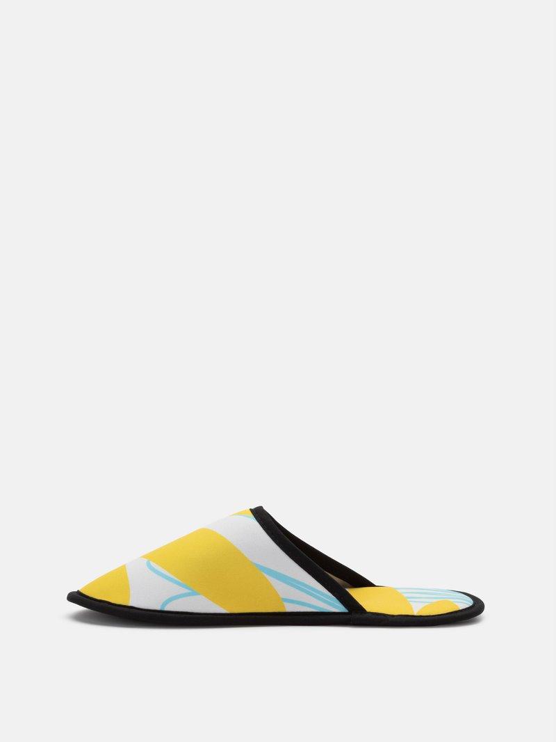 Small children's slipper design