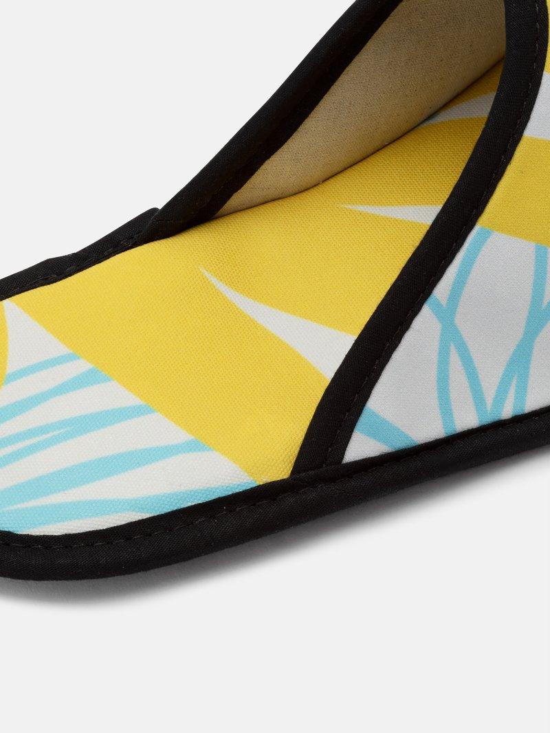 Print your own slipper designs