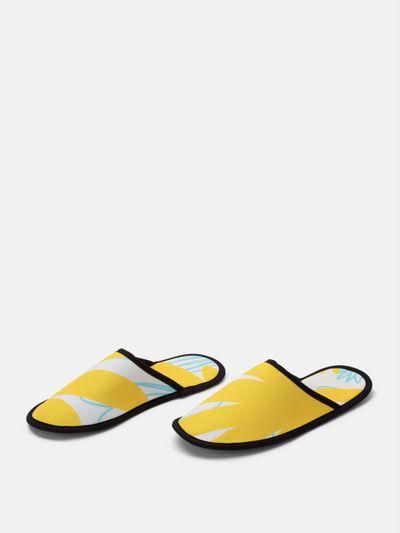 custom designed slippers