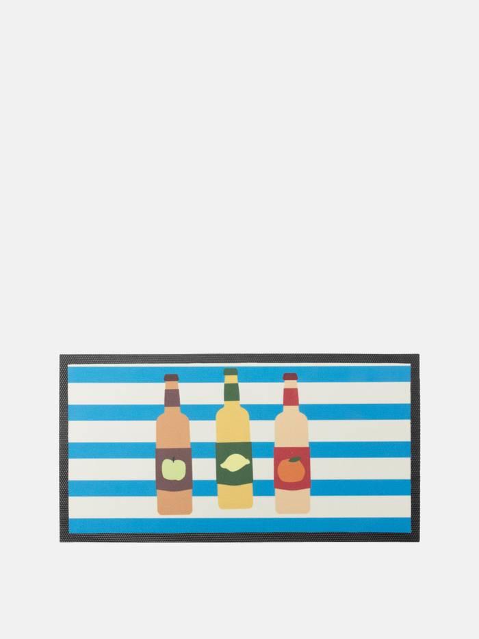 Tapis de bar personnalisé