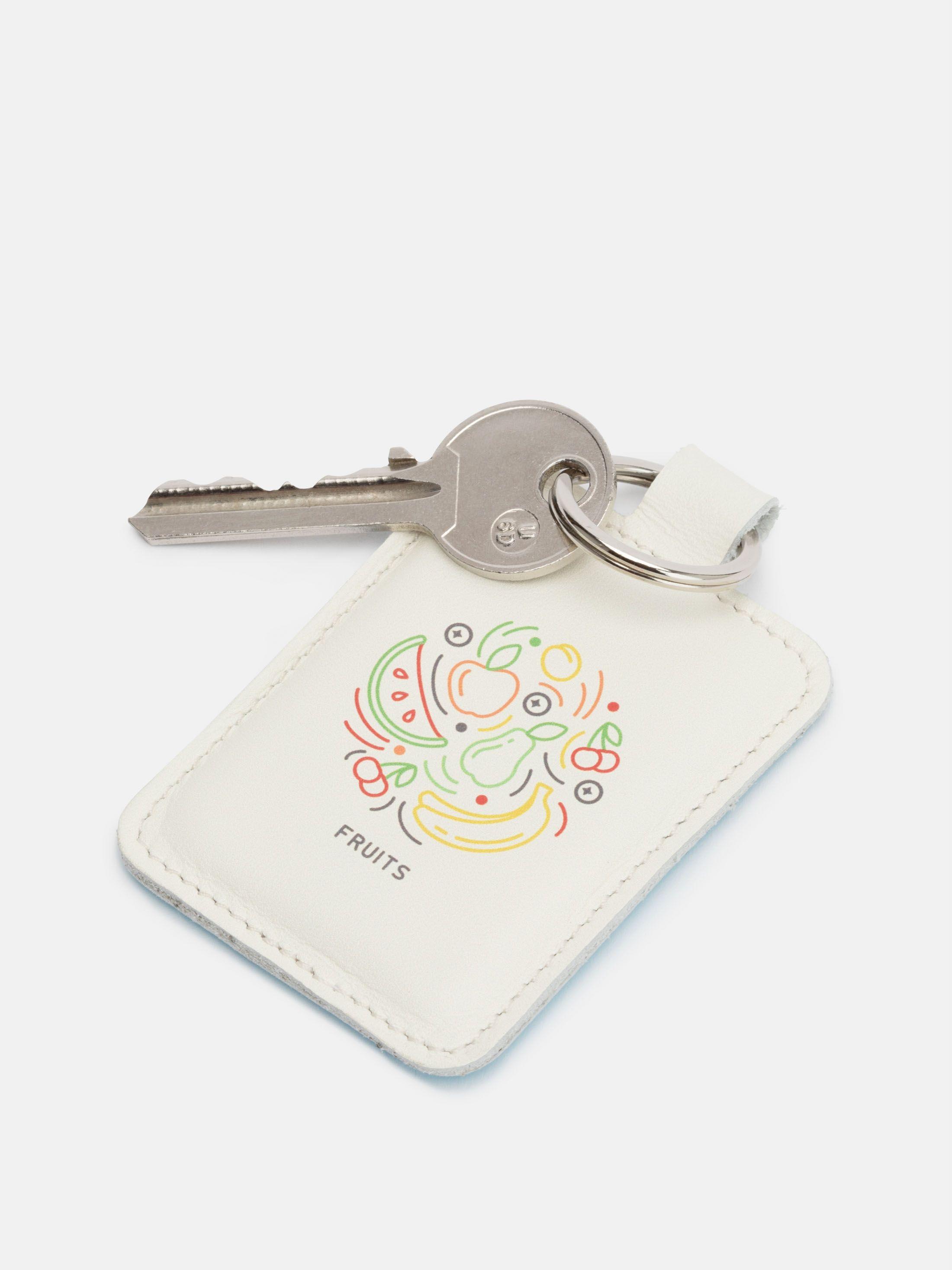 custom logo keychain