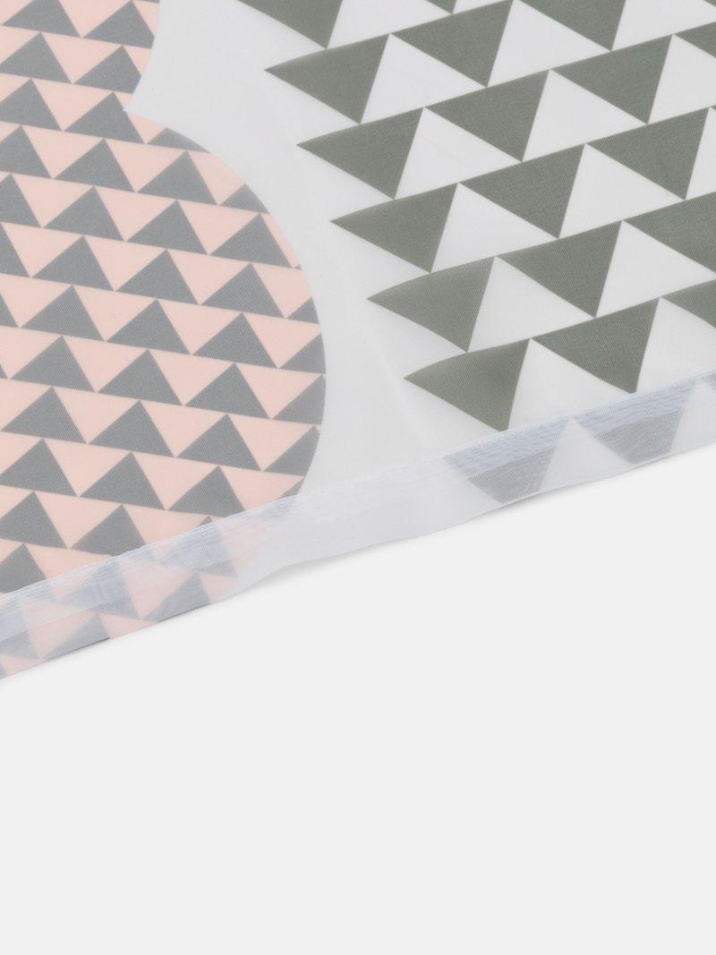 tipo di fissaggio a scelta della tenda di voile personalizzata