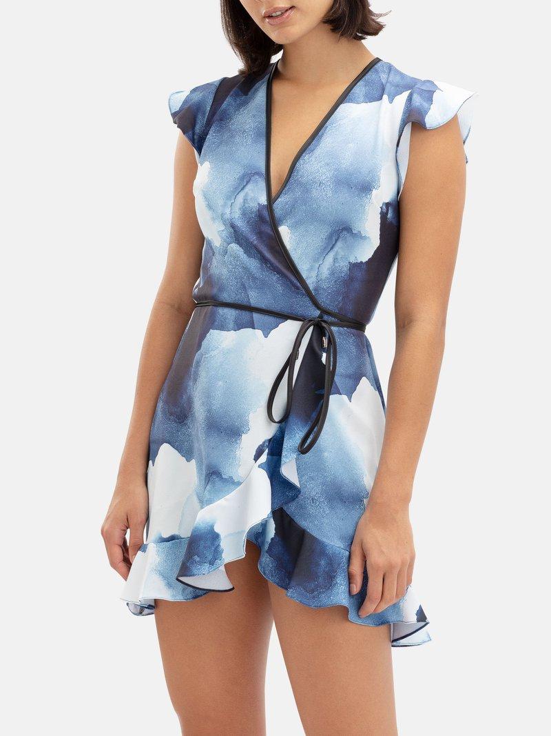design your own printed tea dress