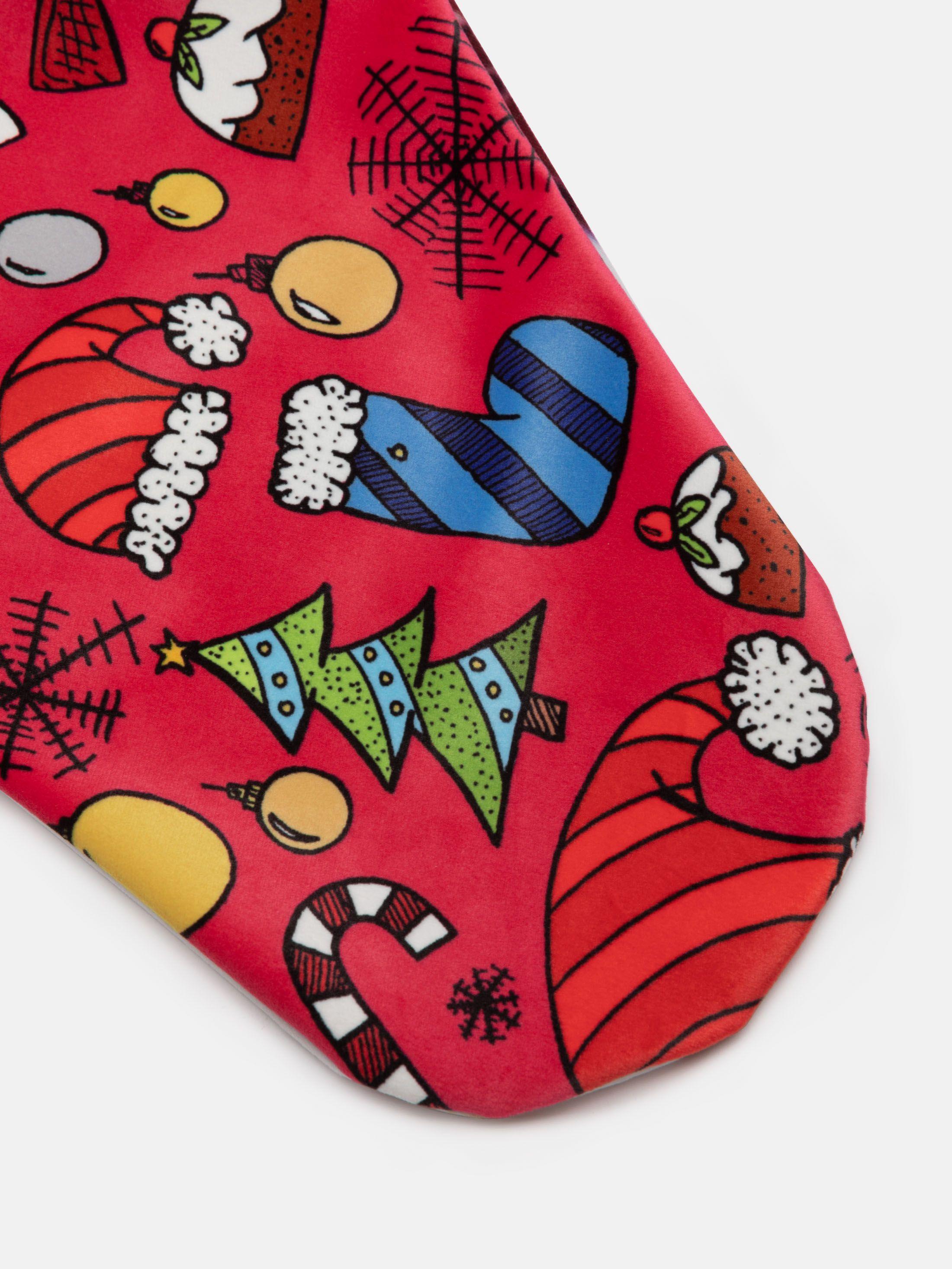 Custom Printed Stockings