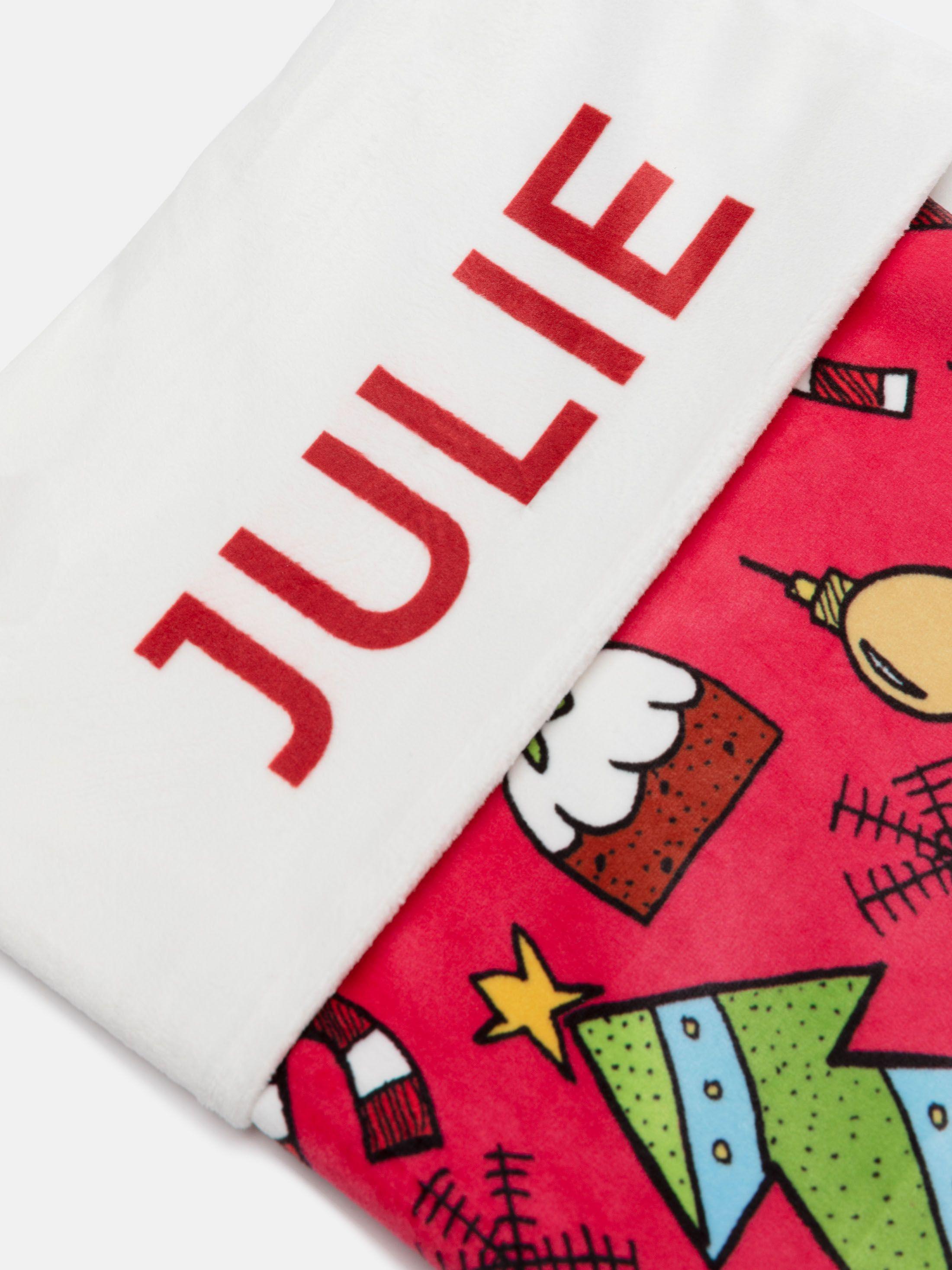 printable christmas stocking