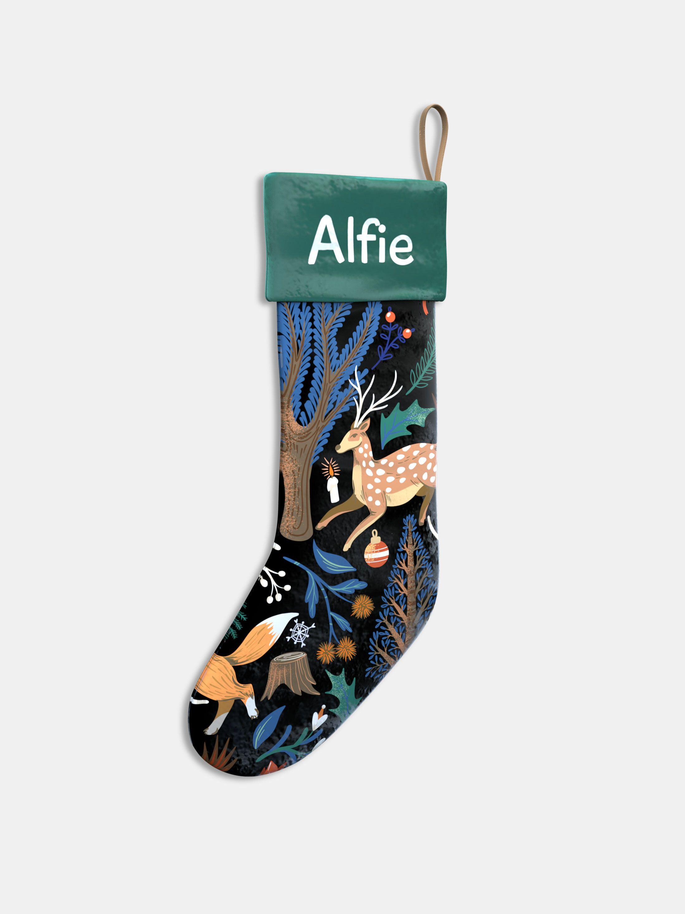 customised christmas stockings