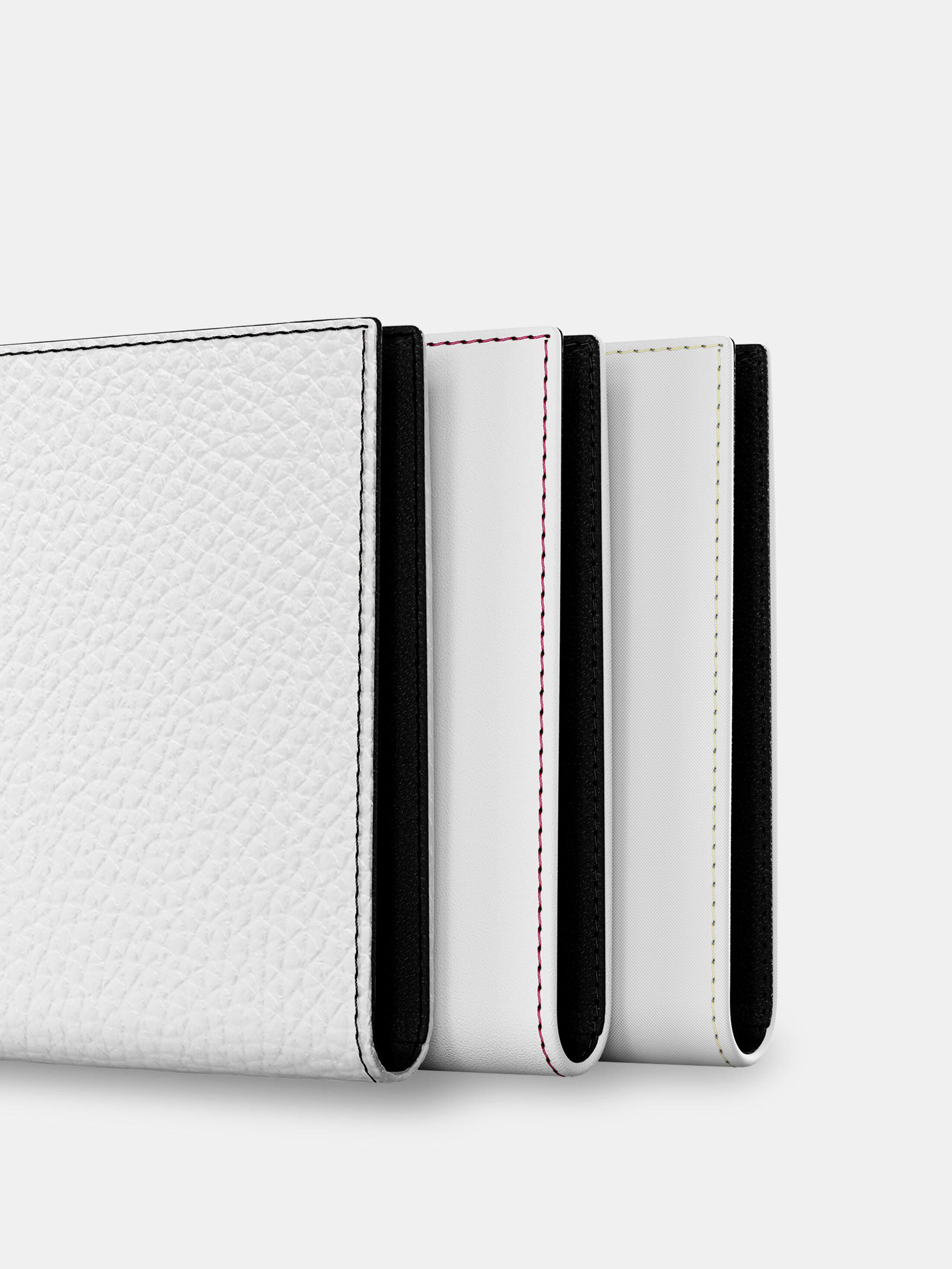 custom travel wallet repeat design