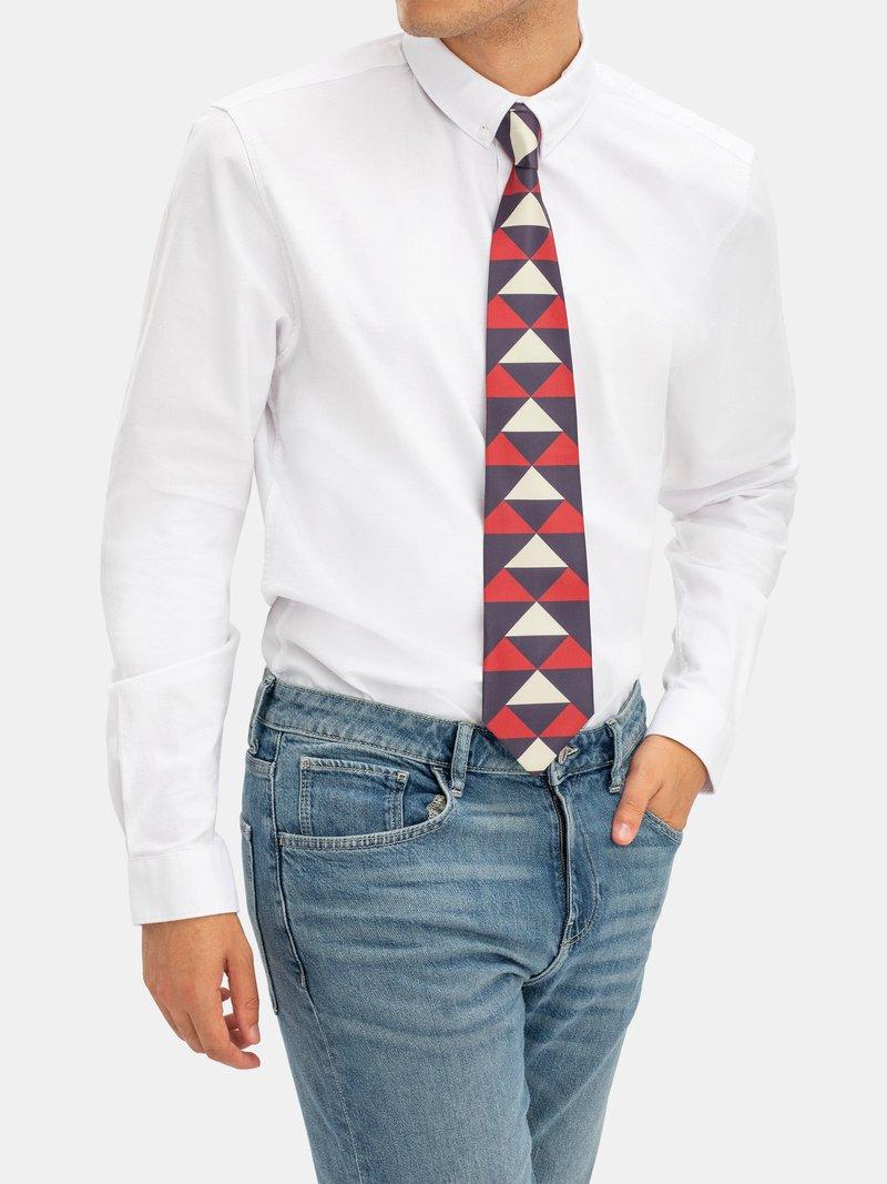 Cravatte stampate su misura