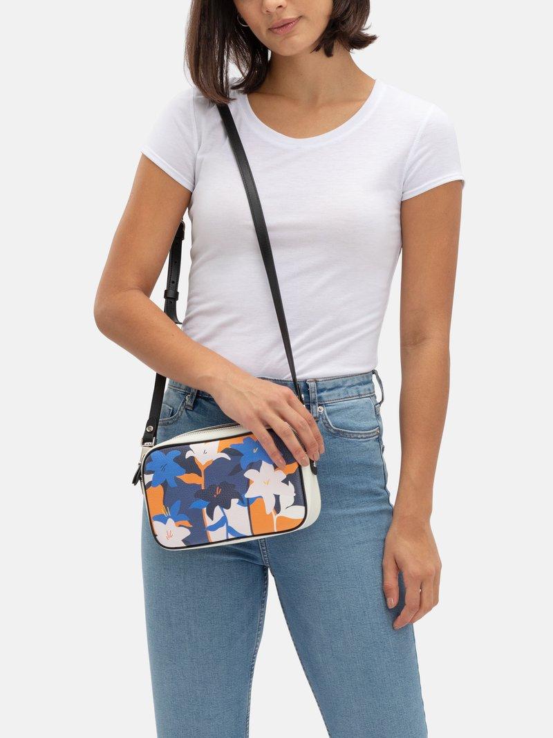 opzioni della borsetta a tracolla personalizzata con clip