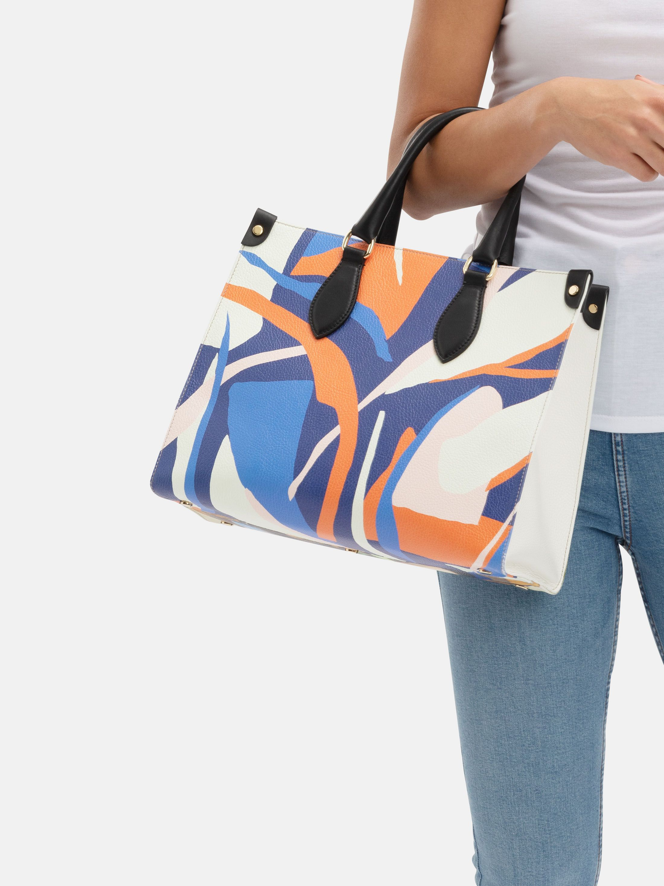 design your own shopper bag design