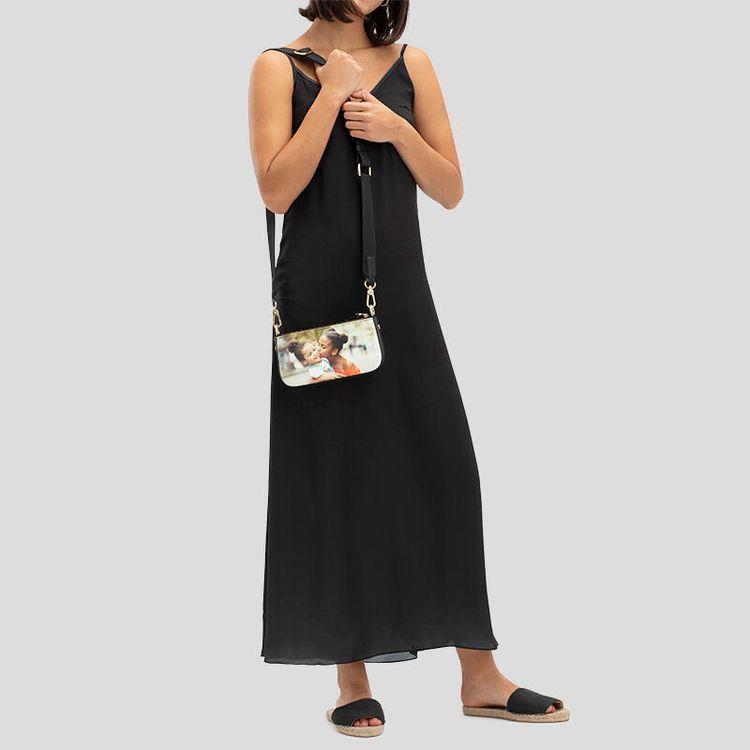custom zipper pouch bag