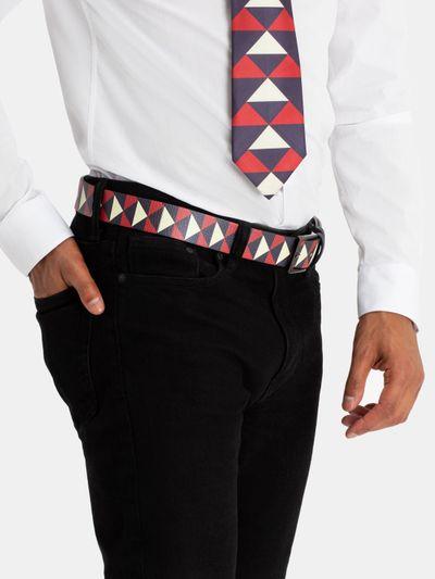 ceinture en cuir personnalisable