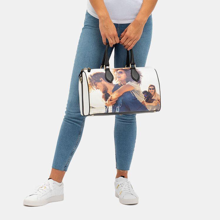 gepersonaliseerde duffeltas