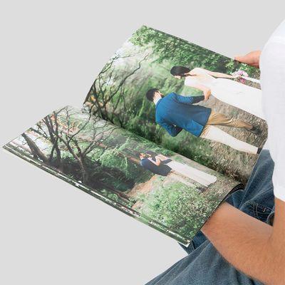 a4 soft cover photo book